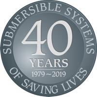 Submersible Systems, 40 years of saving lives 1979 to 2019